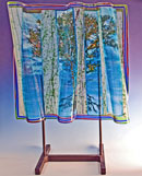 """Seasons in the Wind"" by David Barnes – Fused Glass"
