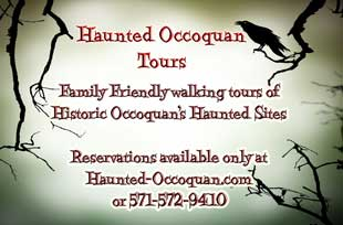 Haunted Occoquan Tours