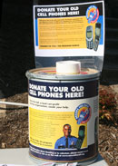Cell Phone Donations